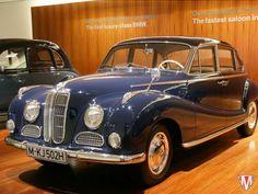 BMW 502 - 3.2 Liter Super (1957-1961)