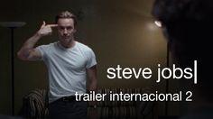 Wow ! :-O Steve Jobs - Trailer Internacional 2