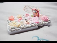 HOW TO   Decoden Phone Case ♥