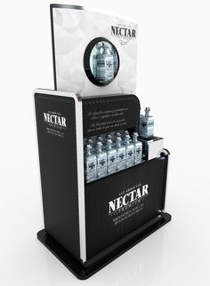 Point Of Sale, Point Of Purchase, Displays, Product Display, Store Fixtures, Interior Concept, Showroom, Liquor, Branding