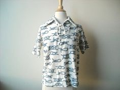 Vintage Sailor Knot Shirt by Baxtervintage on Etsy, $30.00