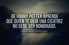De Harry Potter aprendí...