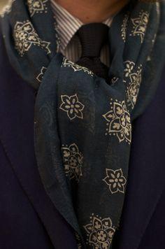 #Bandana #scarf. Original. Simple. Stylished.