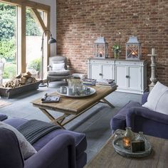 Be inspired by this elegant yet rustic Oxfordshire new-build barn conversion | Ideal Home
