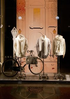 Stefanel Fashion Week windows 2014, Milan – Italy