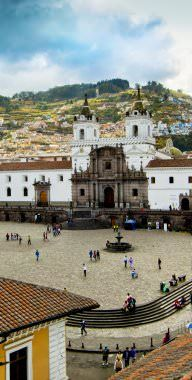 Time travel is possible in Ecuador, whether you're exploring colonial city centers or traditional indigenous villages. The historic centers of...