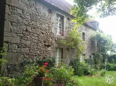 I've found my place in the world! Real estate Normandy .DEMEURE DE CARACTERE 18ème SIECLE Ventes immobilières Orne - leboncoin.fr