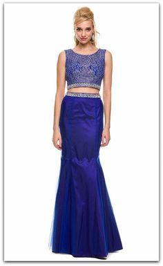 Two-Piece Prom Dress 2015