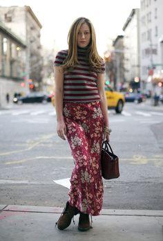 #streetstyle Olivia Sandelman, NYC   Street Fashion   Street Peeper   Global Street Fashion and Street Style