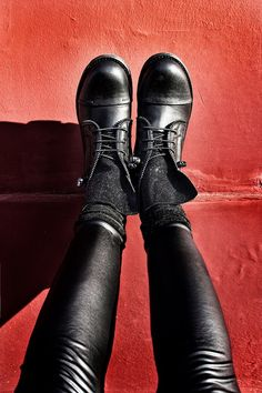 A/W 2014-15 #keepfred #fred #boots #shoes #outfit #style #fashion #biker #collection #black #leather Tap Shoes, Dance Shoes, Biker Boots, Style Fashion, Black Leather, Outfits, Collection, Women