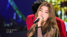 131201 IU - The Red Shoes (분홍신) & Talk & Good Day (좋은 날) @ Open Concert ...