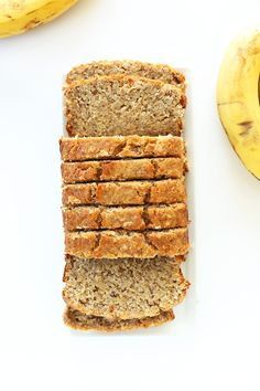 Gluten Free Banana Bread | one bowl, simple ingredients, so moist, hearty and delicious