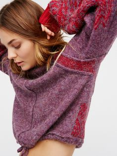 Hidden Valley Pullover at Free People Clothing Boutique