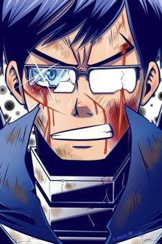 Boku no Hero Academia - Ingenium by kentaropjj on @DeviantArt