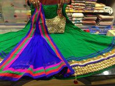 Garba Navratri Garba, Latest Sarees, Saree Blouse, Indian Wear, Indian Fashion, Blouses, How To Wear, Inspiration, Dresses