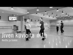 (1) Jiven kuvioita nro 1b /heitto ja linkki - YouTube