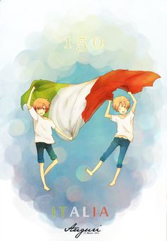 Fratelli d' Italia by ChocoHal on DeviantArt