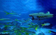 Sari Express Travel » Sindbad Submarine