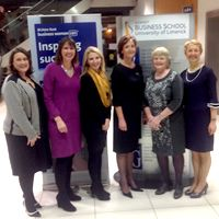 Business Women Can Collaborates with The Kemmy Business School in University of Limerick - Small Business Can Business School, Business Women, Collaboration, University, Women In Business, Colleges