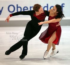 "Evan Bates & Madison Chock's 2015-16 Free Dance, ""Piano Concerto No. 2""... gorgeous!"