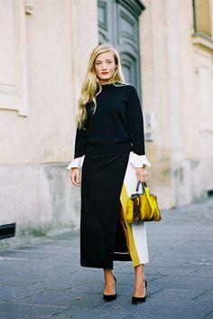 Vanessa Jackman: Paris Fashion Week SS 2015....Kate