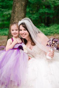 Auntie Vanessa and Little Miss Corinne
