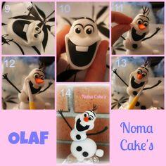 Frozen's Olaf Tutorial
