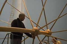 Martin Puryear, love his work.