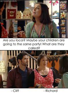 Haha I love Miranda Miranda Tv Show, Miranda Bbc, Miranda Hart Quotes, Sarah Hadland, British Comedy, British Humour, Tom Ellis, Comedy Tv
