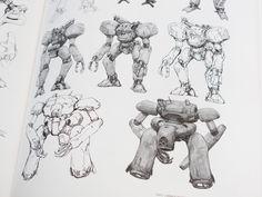 横山宏 Ma.K.スケッチブック Vol. 1 (Kow Yokoyama Ma.K. Sketchbook)