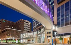 Hks Architects University Of Michigan C S Mott Children S Hospital And Von Voigtlander Women