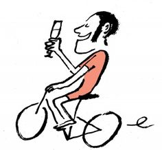 1 - hand-drawn, organic and tangible By Jean Jullien