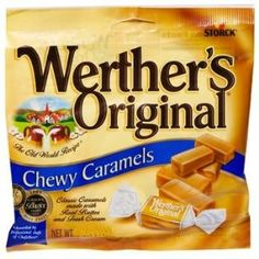 Werther's Original Caramels, Only $0.50 at Dollar Tree!