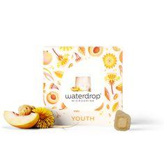 Offrez-vous une cure de jouvence avec YOUTH. Grâce à la merveilleuse association du parfum fruité...