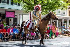 Shenandoah Apple Blossom Festival Grand Feature Parade, Winchester, VA