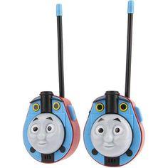 Kids Licensed Walkie Talkies - 2 Pack - Thomas