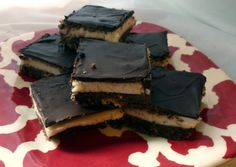 """My great-grandmother's recipe for """"magic chocolate squares"""" aka classic Canadian Nanaimo Bars!"""