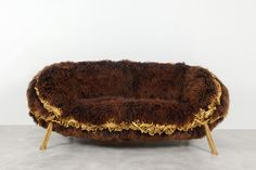 campana brothers: barocco rococo. 'anhanguera' sofa  photo © simona caleo