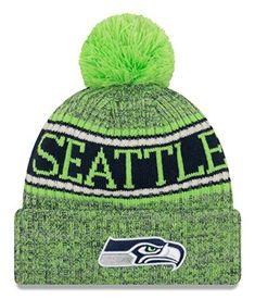 e6035aa8960974 New Era NFL Seattle Seahawks 2018 Sideline Reverse Sport ... https://