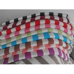 Anemone Peshtemal 90x180 Bambu-Cotton
