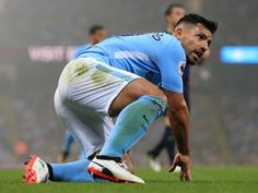 Sergio Aguero hospitalised after fainting during Argentina friendly