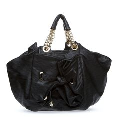 Baxley faux-leather tote