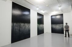 Akihito Takuma, Lines of Flight, op.370, oil on canvas, 2012, 324cm x 194cm