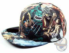 new era cap marvel ♥ need this now