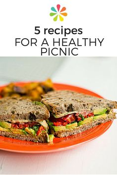 Prep these easy, flavorful recipes, grab a blanket, and head outdoors for your next meal! #healthypicnic #everydayhealth | everydayhealth.com