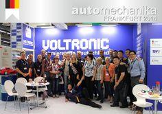 Automechanika Frankfurt 2014 - VOLTRONIC Germany