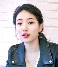 Korean Beauty, Asian Beauty, Bae Suzy, Instyle Magazine, Cosmopolitan Magazine, Miss A Suzy, K Idol, Korean Actresses, Wedding Art