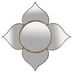 Oh mon beau miroir | KOTECAZ  #miroirvintage #miroirentrée #miroirbaroque #miroir Style Oriental, Decoration, Mirror, Sweet Home, Passion, Home Decor, Products, Full Body Mirror, Metallic Paint