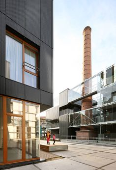 Savonnerie Heymans / MDW Architecture