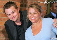 Leo the Mama's boy :-)